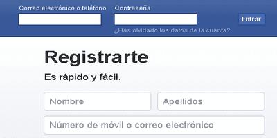 Cambiar contraseña facebook 1