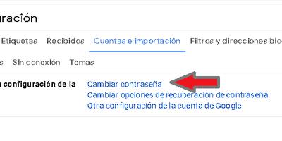 cambiar contraseña gmail 4