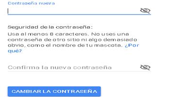 cambiar contraseña gmail 6
